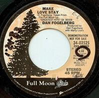 Dan Fogelberg - Make Love Stay