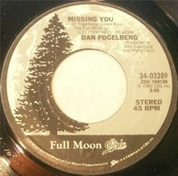 Dan Fogelberg - Missing You / Hearts And Crafts