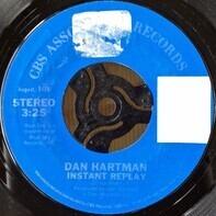 Dan Hartman - This Is It / Instant Reply