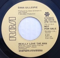 Dana Gillespie - Really Love The Man / No Tail To Wag