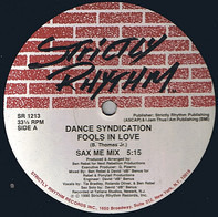 Dance Syndication - Fools In Love