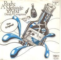 Dandy Livingstone - Rudy, A Message To You