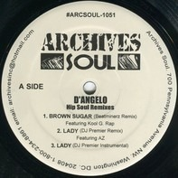 D'Angelo - Hip Soul Remixes