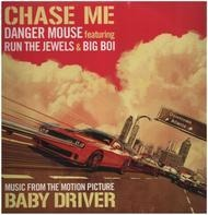 Danger Mouse Featuring Run The Jewels & Big Boi  - Chase Me -Black FR-
