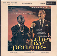 Danny Kaye , Louis Armstrong , Red Nichols - The Five Pennies - Part 1