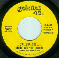 Danny & The Juniors - At The Hop / Rock And Roll Is Here To Stay