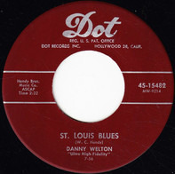 Danny Welton - St. Louis Blues / The Red Sea Of Mars