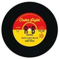 Danny Owens/Benny Spellman - You're A Little Too Late/Ammerette