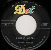 Danny Welton - Calypso Melody / Blue Echo