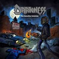 Darkness - The Gasoline Solution (ltd.Grey Vinyl)
