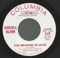 Darrell Glenn - The Meaning Of Blue