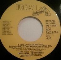 Daryl Hall & John Oates - A nite at the Apollo Live!