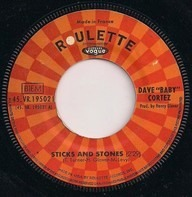 Dave 'Baby' Cortez - Sticks And Stones / Do Any Dance