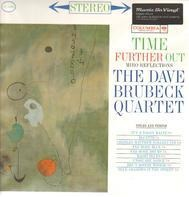 Dave -Quartet- Brubeck - Time Further Out