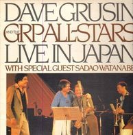 Dave Grusin, GRP All-Star Big Band - Live in Japan