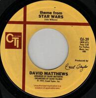 Dave Matthews - Theme From Star Wars / Princess Leia's Theme (From Star Wars)