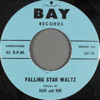 Dave Parker And Ron Edwards - Sharon / Falling Star Waltz