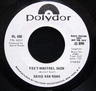 Dave Van Ronk - Fox's Minstrel Show