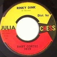 Dave 'Baby' Cortez - Rinky Dink / Getting Right