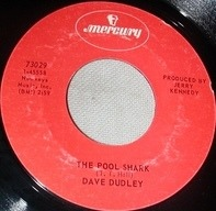 Dave Dudley - The Pool Shark / The Bigger They Come The Harder They Fall