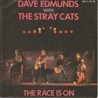 Dave Edmunds With Stray Cats - The Race Is On