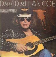 David Allan Coe - Human Emotions Happy Side/Su-i-side