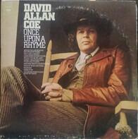 David Allan Coe - Once Upon a Rhyme