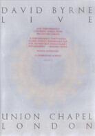 David Byrne - Live Union Chapel London