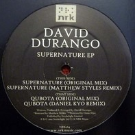 David Durango - Supernature EP