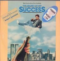 David Foster, Night Ranger, Pat Benatar, Roger Daltrey - The Secret Of My Success - Music From The Motion Picture Soundtrack
