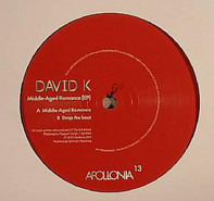 David K - Middle-Aged Romance (EP)