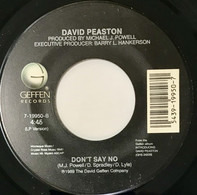 David Peaston - We're All In This Together