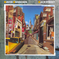 David Sanborn - Backstreet