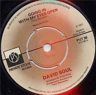David Soul - Going In With My Eyes Open