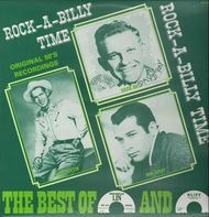 David Ray, Buck Griffin, Don Curtis - Rock-A-Billy Time - The Best Of LIN And KLIFF Records