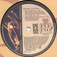 De La Soul - Keepin The Faith / Ring Ring Ring (Ha Ha Hey)