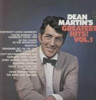 Dean Martin - Dean Martin's Greatest Hits, Volume 1