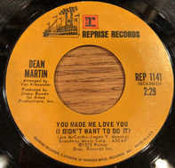 Dean Martin - You Made Me Love You (I Didn't Want To Do It)