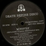 Death Before Disco / Scubadevils - Ministry / Celestial Symphony