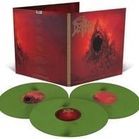 Death - The Sound Of Perseverance (ltd.Green 3lp+mp3)