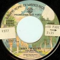 Debby Boone - Baby, I'm Yours / God Knows