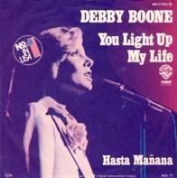 Debby Boone / The Boones - You Light Up My Life