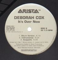Deborah Cox - It's Over Now