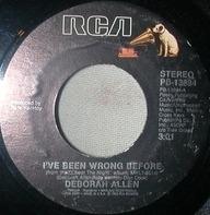 Deborah Allen - I've Been Wrong Before