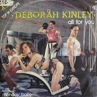Deborah Kinley - All For You
