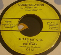 Dee Clark - That's My Girl