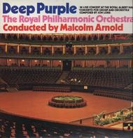 Deep Purple , The Royal Philharmonic Orchestra Conducted By Malcolm Arnold - Concerto for Group and Orchestra