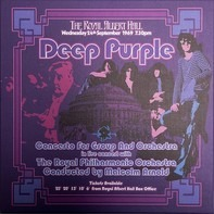 Deep Purple & The Royal Philharmonic Orchestra - Concerto for Group and Orchestra