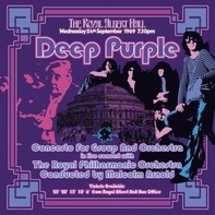 Deep Purple , The Royal Philharmonic Orchestra , Malcolm Arnold - Concerto for Group and Orchestra