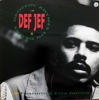 Def Jef - Droppin' Rhymes On Drums